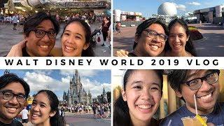 A Mini Walt Disney World 2019 Vlog