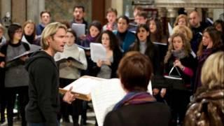 Michele Josia - Agnus Dei, cond. by Eric Whitacre