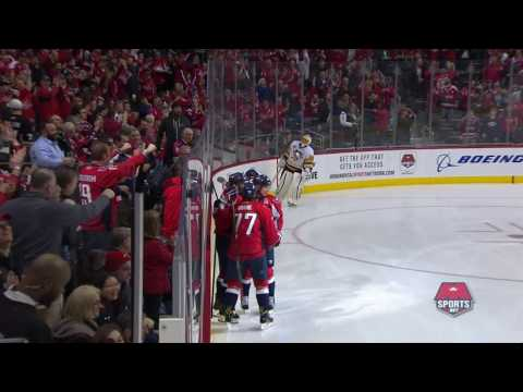 Ovechkin's 1000th NHL Point