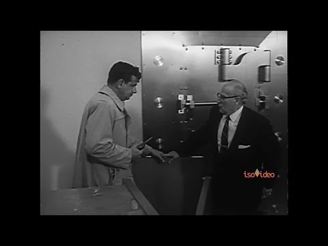 Gangster story (1959 Film Noir/Thriller, HD 24p)