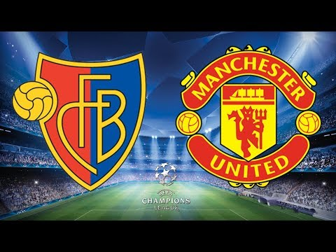 Champions League 2017/18 - FC Basel Vs Manchester United - 22/11/17 - FIFA 18