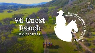 The V6 Guest Ranch in Parkfield, CA