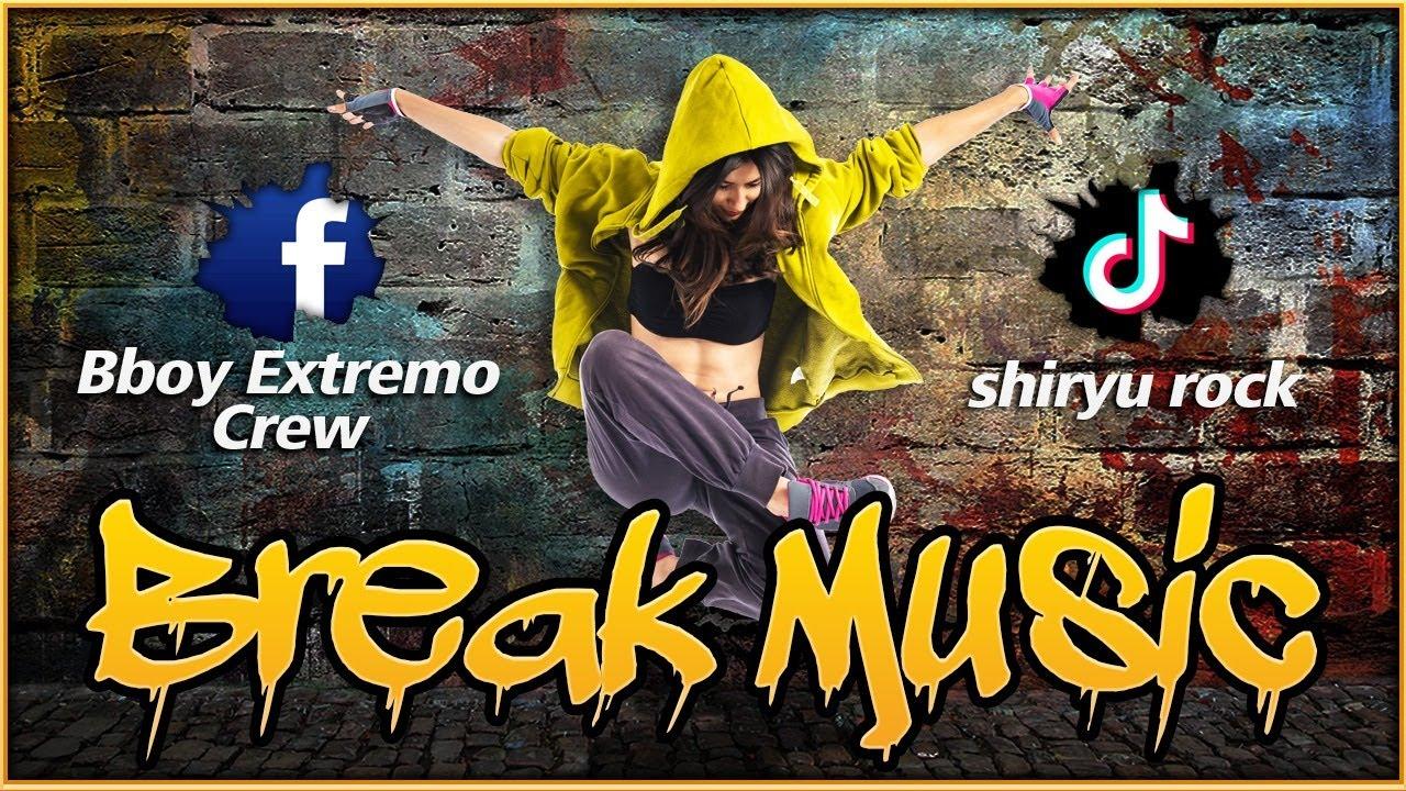 Bboy Music 2021  Breaking Training#26 & Funk Session Mixtape Hip Hop -Breakdance FRESSTYLE SESSION 6