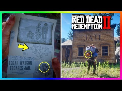 Can You Claim This SECRET $500 Bounty On The Old Lady's Son In Red Dead Redemption 2? (RDR2) thumbnail