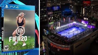 FIFA 2020 НОВОСТИ: FIFA 20 ЗАТРОЛИЛА PES И KONAMI