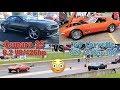 1969 Corvette L88 427/430hp vs 2013 Camaro SS - F.A.S.T. drag race - C&Z quick clip