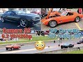 1969 Corvette L88 427 vs 2013 Camaro SS - F.A.S.T. drag race (Single heads up)