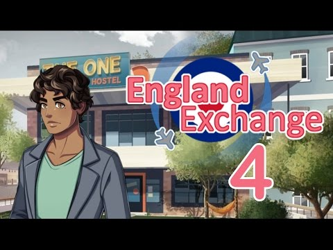 England Exchange [4] Labor Extortion | Visual Novel Let's Pl
