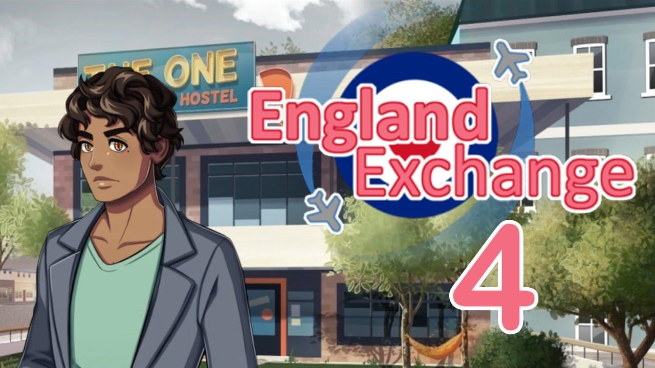 England dating sim