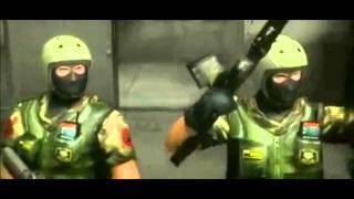 Crossfire Team Fight Team ROBLOX PRO vs Team CF pro