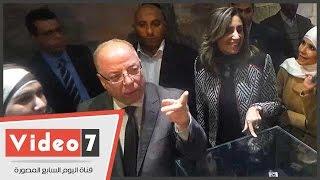 بالفيديو..وزير الثقافة يفتتح مهرجان الحلى التراثية فى قصر الأمير طاز