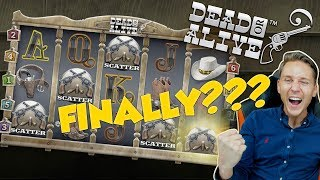 RECORD WIN!!! Dead or alive BIG WIN - MUST SEE - Casino (gambling)