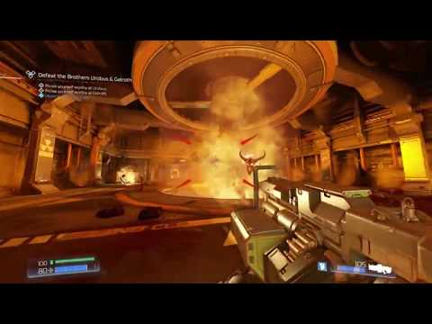 Doom SnapMap |#97| Strike: Wrath of the Brothers