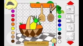 Repeat youtube video Jogo educativo para crianças - Arie