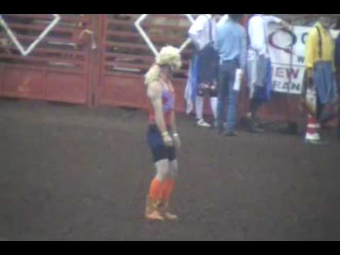 Funny Rodeo Clown Youtube