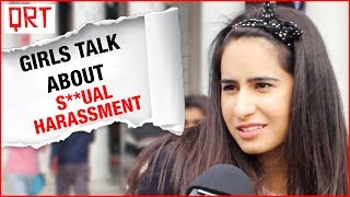 Delhi Girls Talk about RAPE | Social Experiment in India | Quick Reaction Team