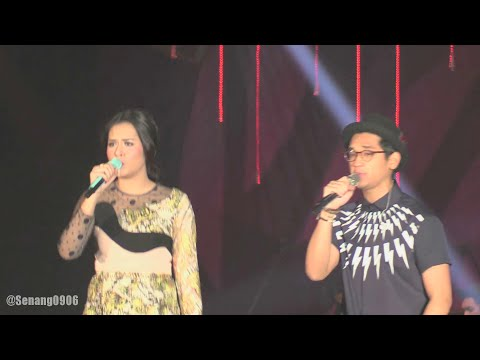 Raisa ft. Afgan - Only Hope ~ Someday We'll Know @ JJF 2016 [HD]