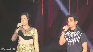 Raisa Ft. Afgan Only Hope ~ Someday We'll Know @ Jjf 2016 Hd