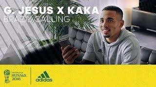 Gabriel Jesus x Kaka | Brazil Calling