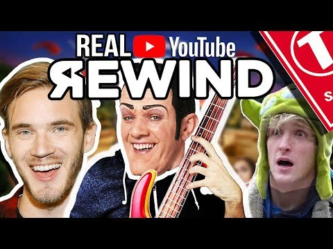 YouTube Rewind 2018 |  How It Should Have Been
