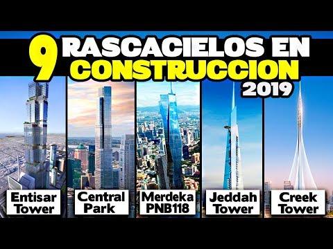 9 Impresionantes Rascacielos en Construcción 2019