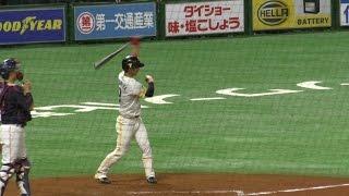 ホークス 今宮健太 登場曲〜負けない心/AAA 2015.10.24