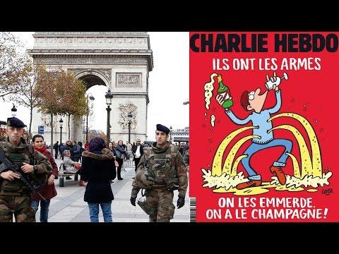 Paris Terror Attacks, Charlie Hebdo & France's Muslim Tension with Fabrice Magnier