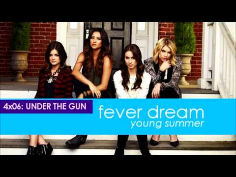 PLL 4x06 Fever Dream - Young Summer