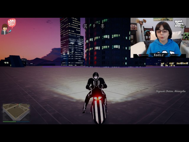 GTA 5 Online Tron Harika Ya - BKT