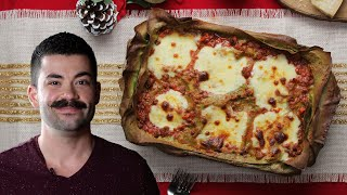 Handmade Lasagna As Made By Joe Sasto • Tasty