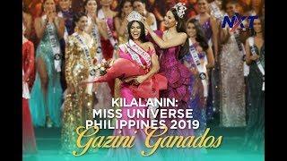 KILALANIN: Miss Universe Philippines 2019 Gazini Ganados   NXT
