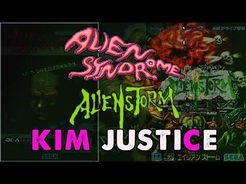 Alien Syndrome + Alien Storm Review/Retrospective - Kim Justice