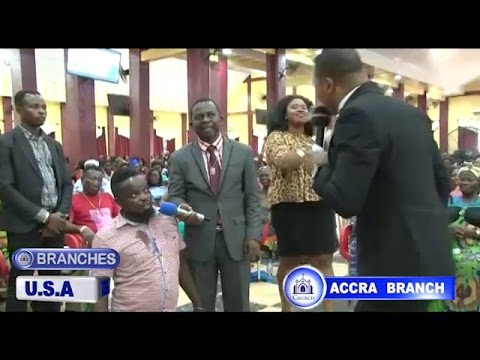 ANGEL OBINIM'S ACCURATE PROPHECY EVER AT ACCRA.