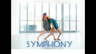 Symphony - Clean Bandit ft. Zara Larsson @itsnatashab Choreography Video