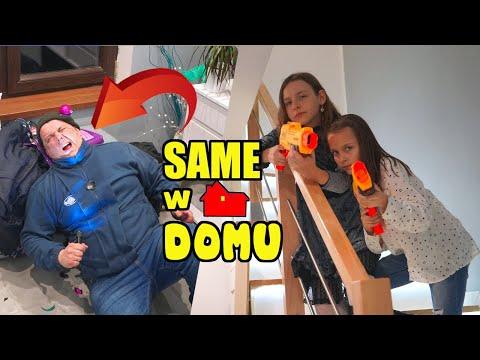SAME W DOMU (parodia Kevin Sam W Domu)🎄 Z AGATĄ