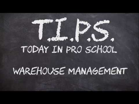 T.I.P.S. - Warehouse Management - Black Desert Online - Today in Pro School - Lesson 1