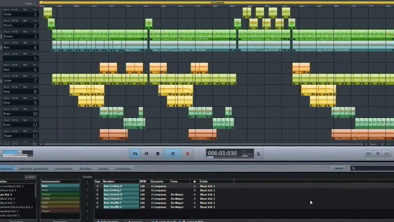magix music maker 17 soundpools