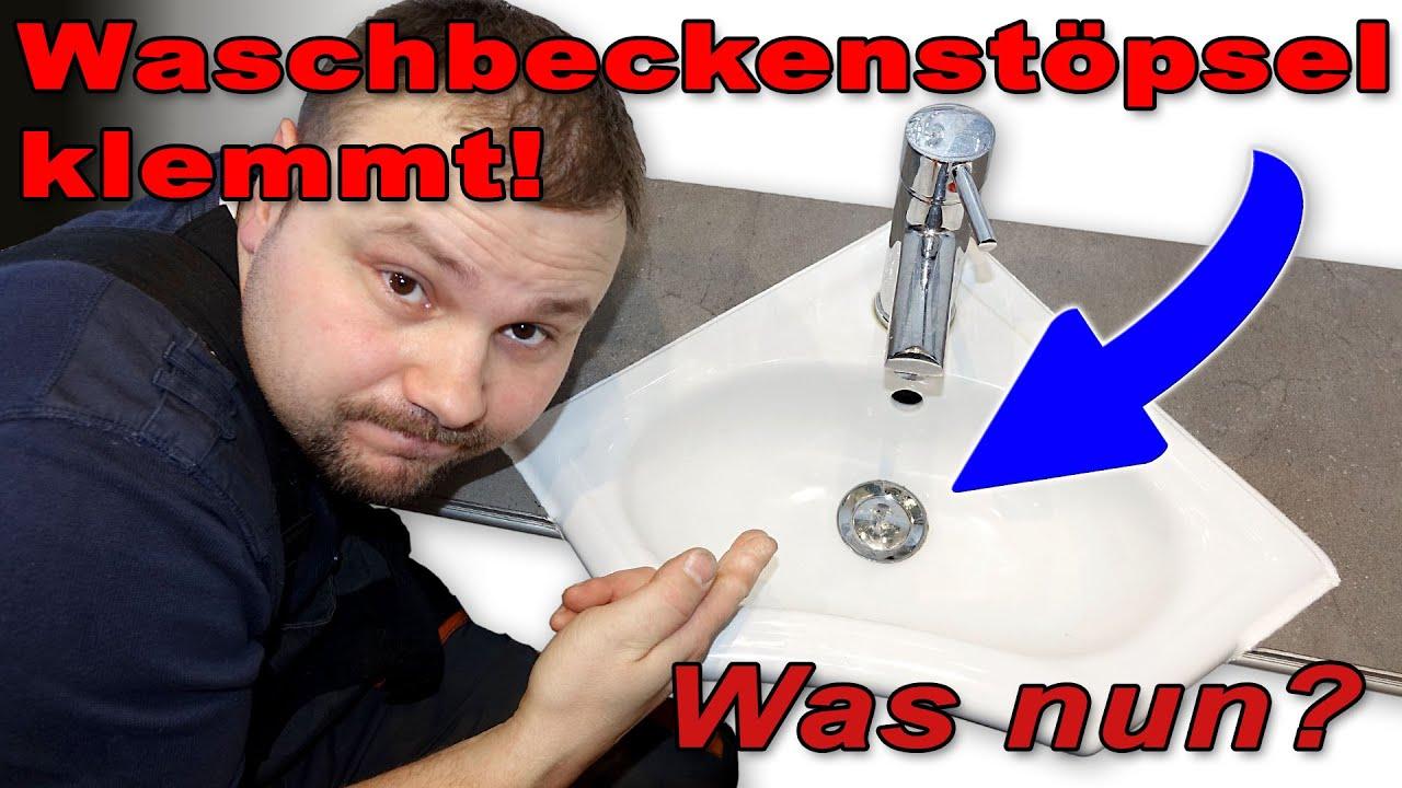 Waschbecken Stopfen Geht Nicht Mehr Hoch Was Nun Von M1molter
