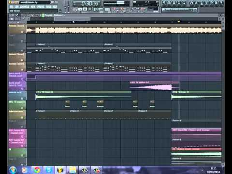 Animal - Martin Garrix - Fl Studio ( WITH FLP DOWNLOAD )