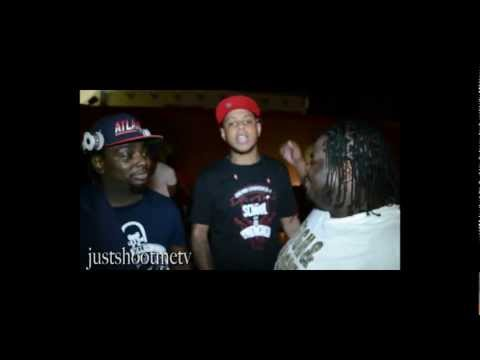 Aye verb x O red x John John x Big T (after the night of main events 2)