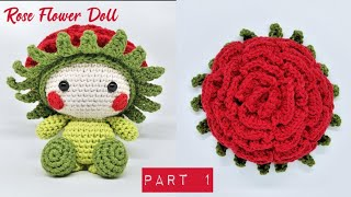 Crochet Rose Pattern Lots Of Great Ideas | The WHOot | 180x320