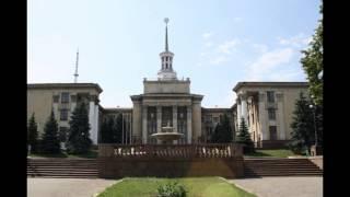 видео Мой город - Луганск