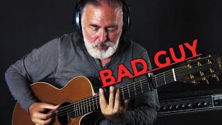 Billie Eilish - bad guy | fingerstyle guitar cover