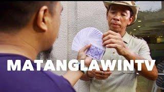 Matanglawin magician anthony andres (BTS)