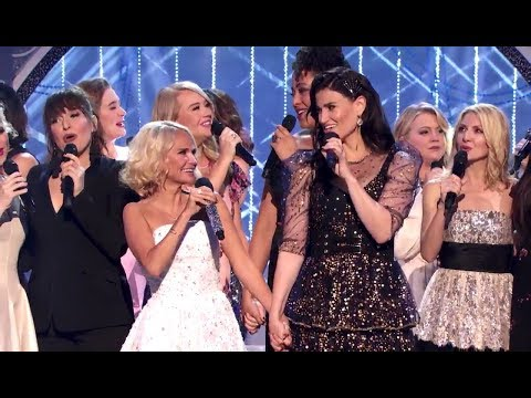 Kristin Chenoweth, Idina Menzel & more guests - For Good (A Very Wicked Halloween)