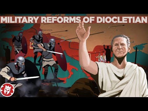 Military Reforms Of Diocletian - Roman Imperial Army DOCUMENTARY