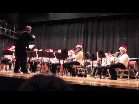 North Stanly Middle School Christmas Concert