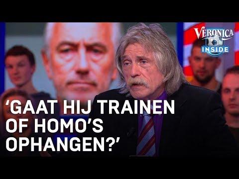 Johan over nieuw avontuur Van Marwijk | VERONICA INSIDE