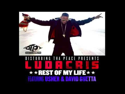 Rest of my life (Nicky Romero Remix)-Ludacris,Usher,David Guetta  -FULL SONG HD -