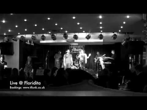Tashaka and Iain Live @ Floridita Soho - Nottingham Wedding Band